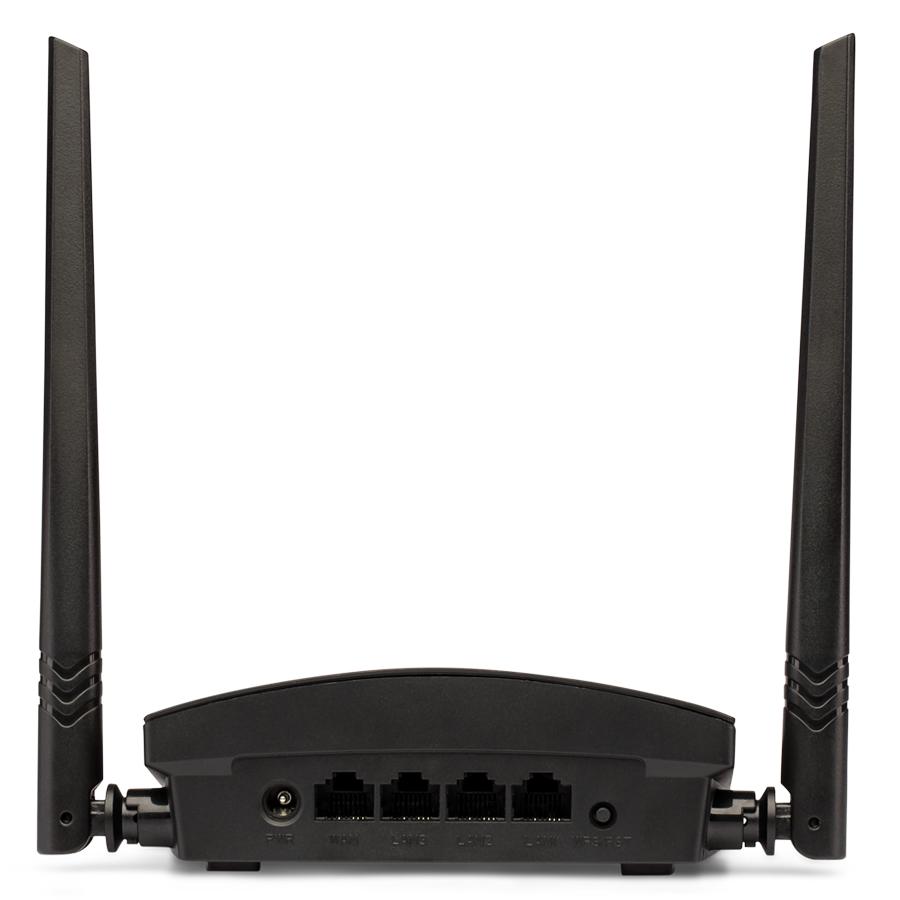 Roteador Wi-Fi N 300 Mbps Residencial Intelbras RF 301K