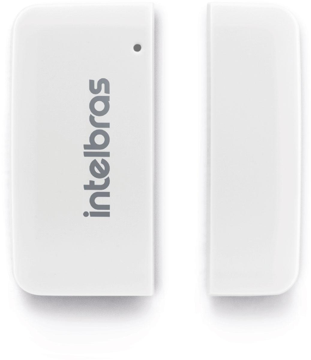 Sensor de Abertura Magnético Sem Fio  XAS 8000 Intelbras