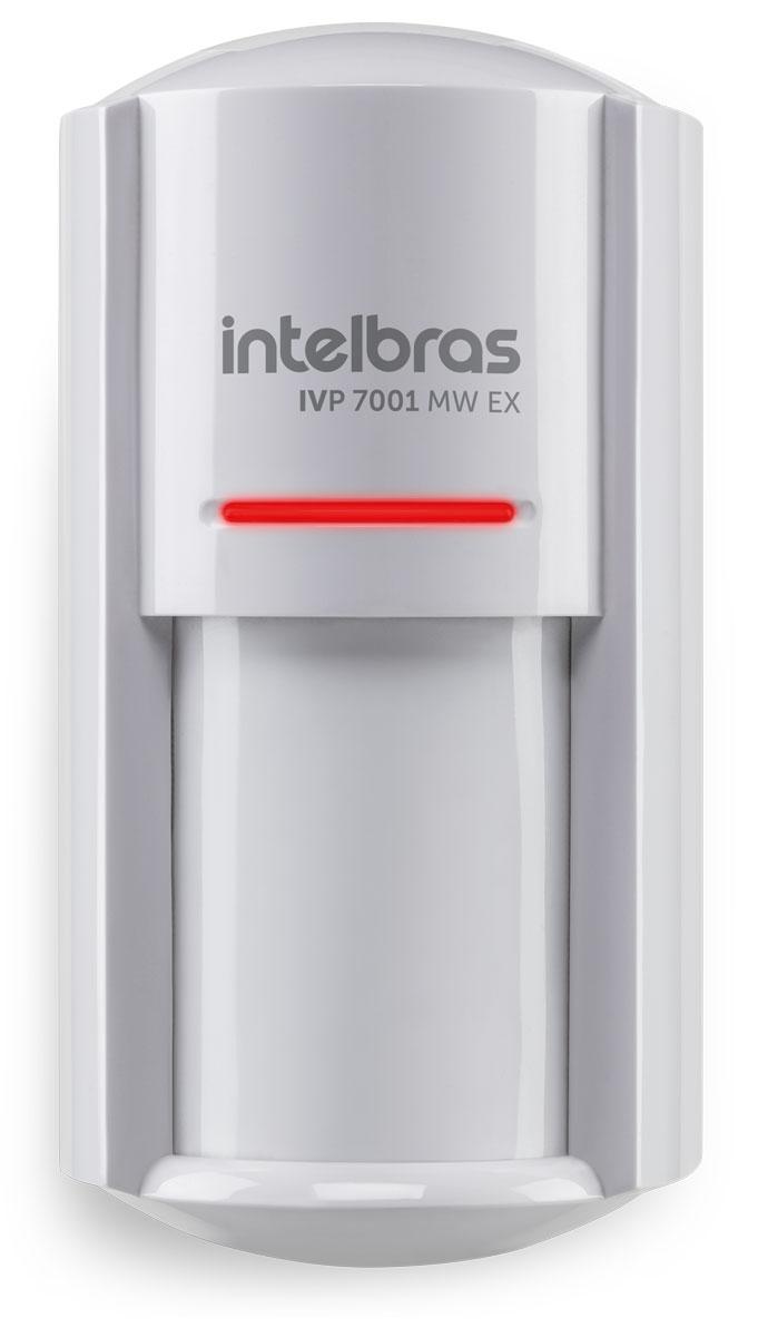 Sensor de Movimento Infravermelho IVP 7100 MW EX Intelbras