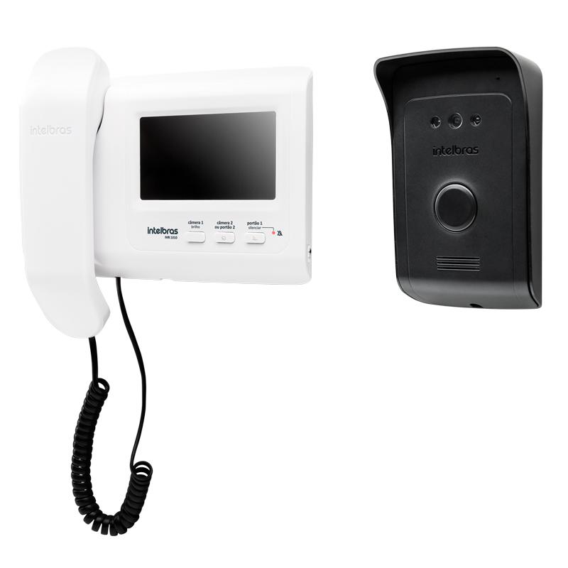 Videoporteiro IVR 1010 Intelbras - Abre Até 2 Portões