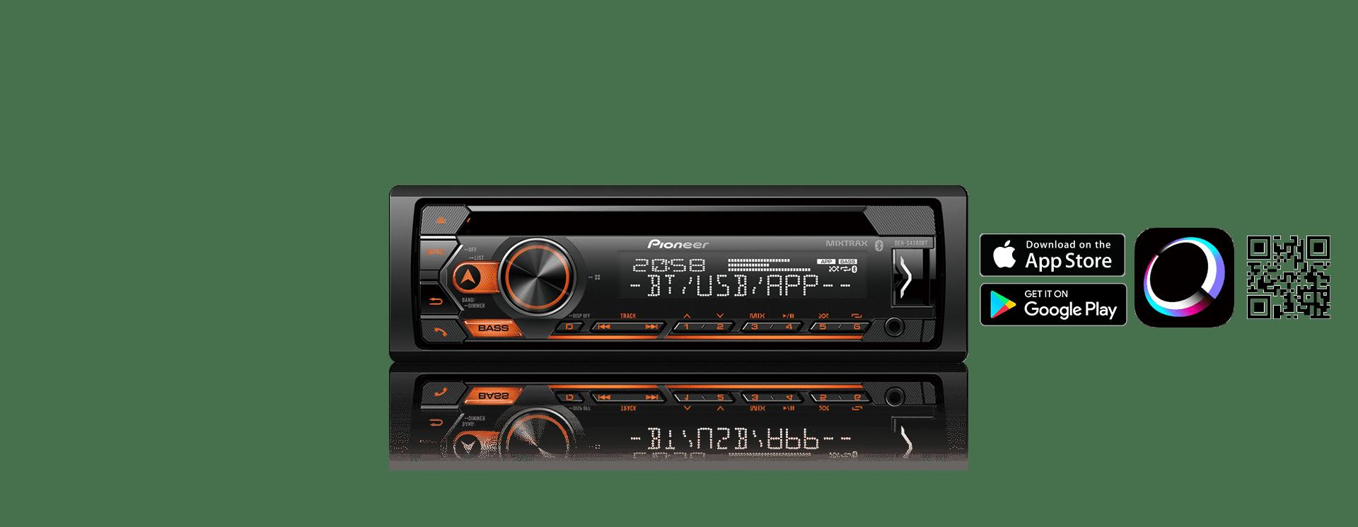 CD PIONEER DEH-S4280BT