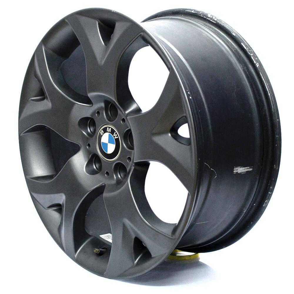 JOGO DE RODAS BMW NEW X3 ARO 18X8,5 GRAFITE 5X120 ET 40 USADAS