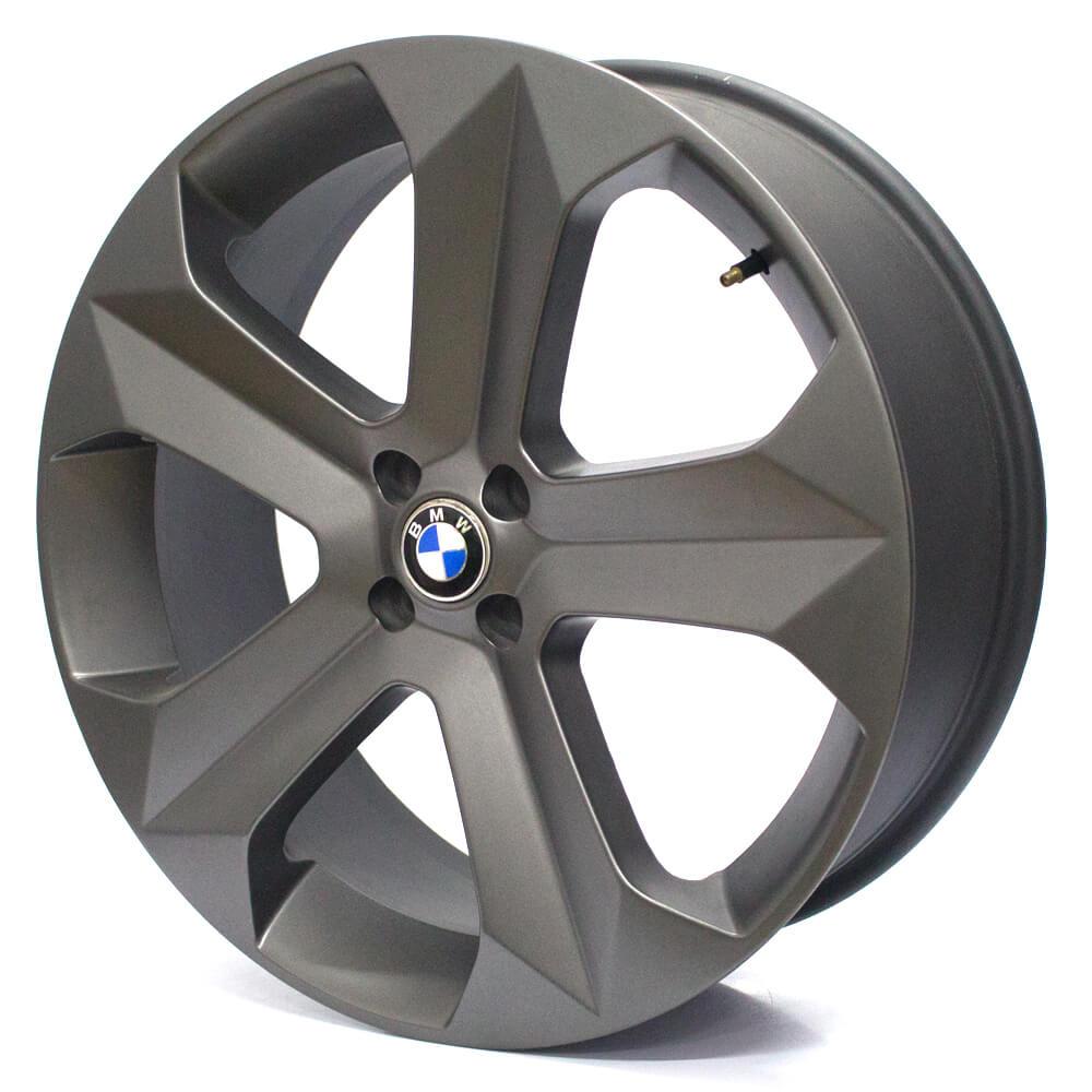 JOGO DE RODAS KRMAI K47 (BMW X6) ARO 20X7,5 GRAFITE 4X100 ET 40 USADAS