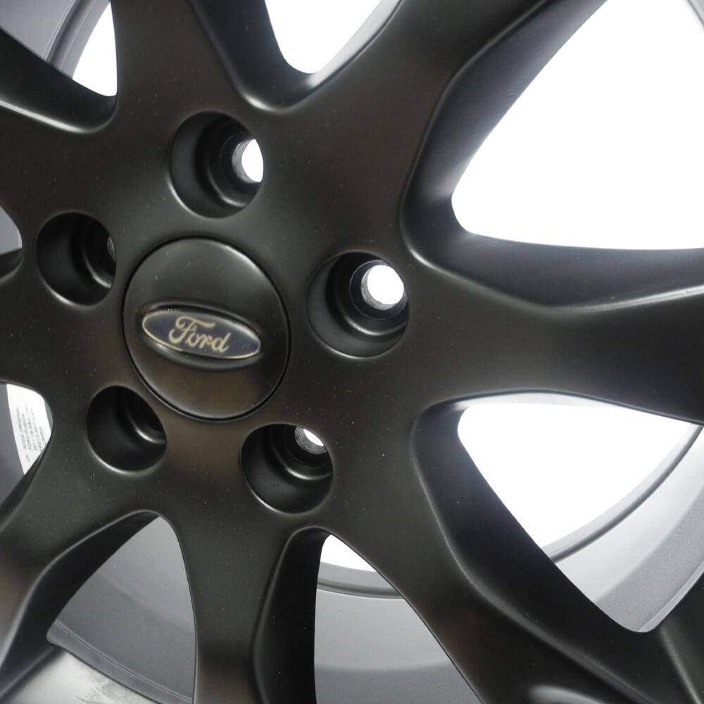 JOGO DE RODAS ORIGINAIS FORD FUSION 2011 V6 ARO 17X7 PRETA 5X114 ET 44 USADAS