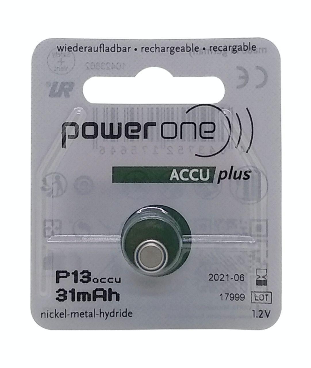 Bateria Recarregável Modelo 313
