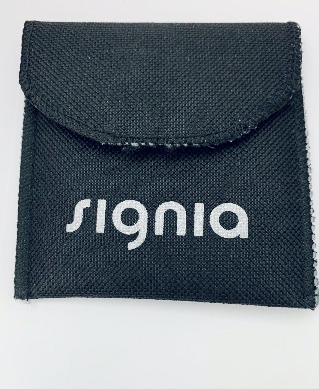 Bolsa Tecido Mini Pocket Aparelho Auditivo