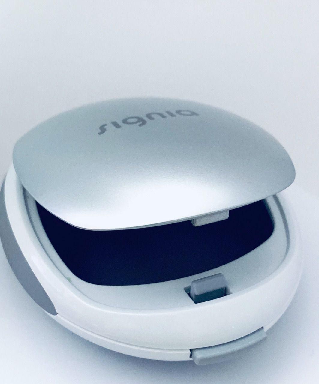 Bolsa Resistente Mini Pocket Aparelho Auditivo