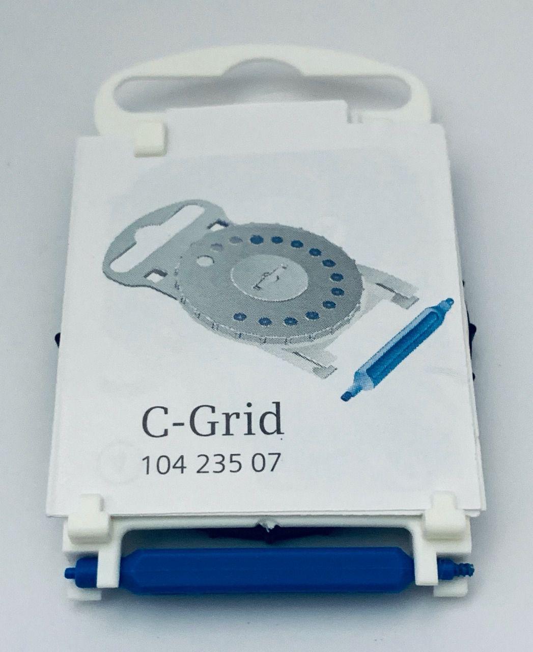 Filtro de cera para aparelhos auditivos intra mod.C-GRID