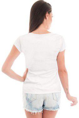 Camiseta Feminina Tshirt Blusa Feminina Vogue Paris