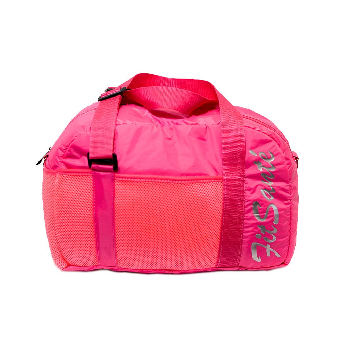 Bolsa FitSanté Sport Vest Essencial Pink
