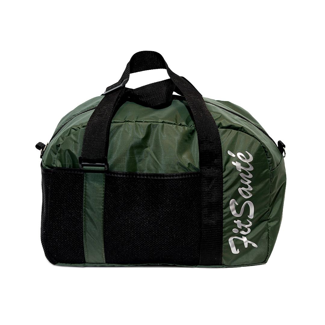 Bolsa FitSanté Sport Vest Essencial Green