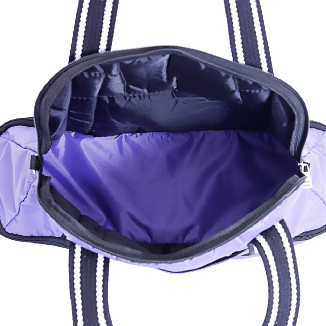 Bolsa Térmica FitSanté Fernanda Essencial Purple