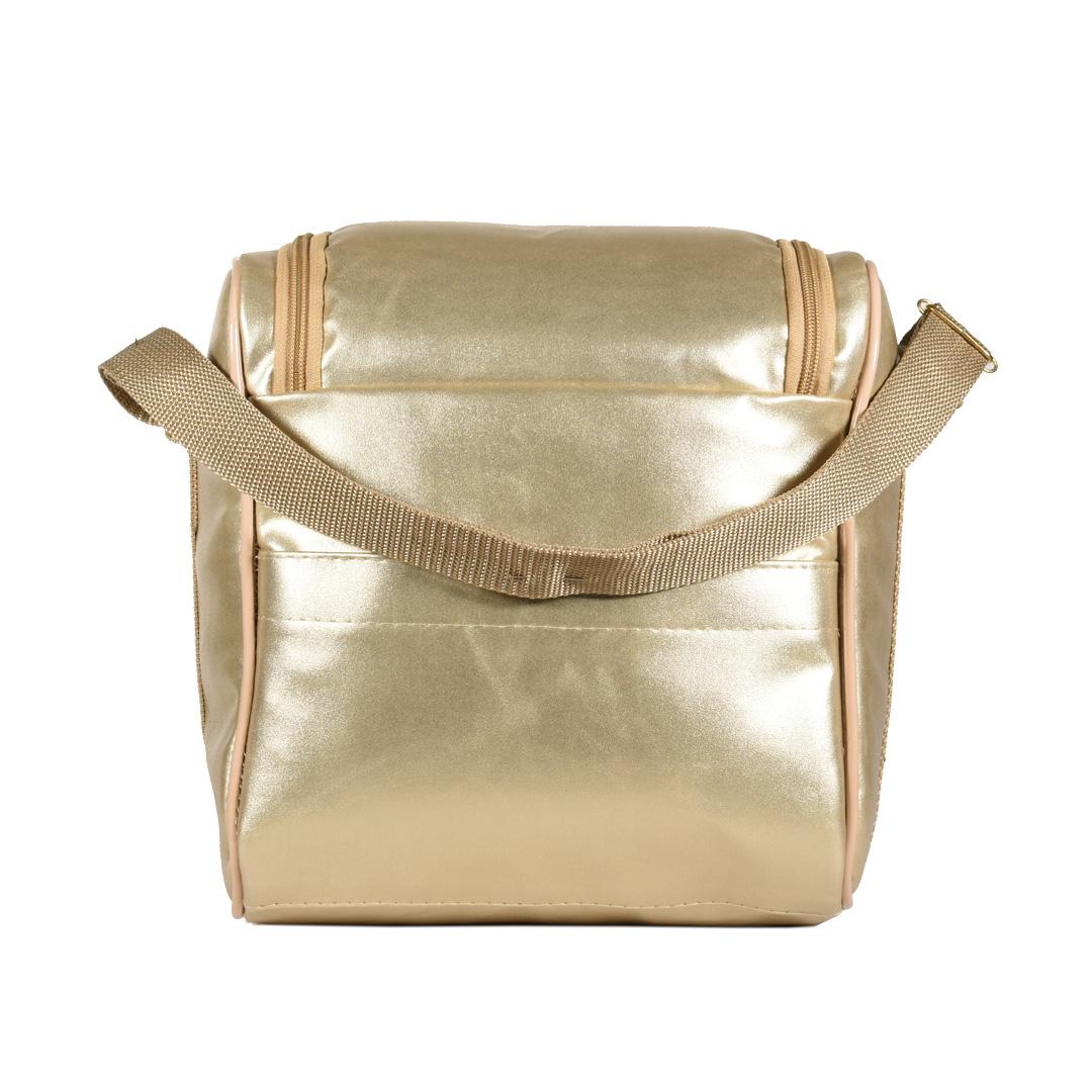 Bolsa Térmica FitSanté Food Bag Classic Gold