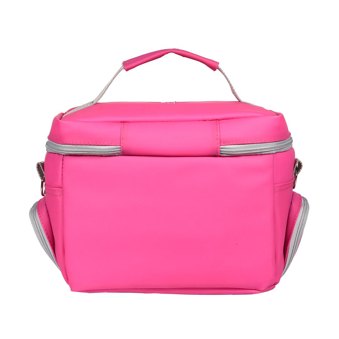 Bolsa Térmica FitSanté Lunch Now Colors Pink