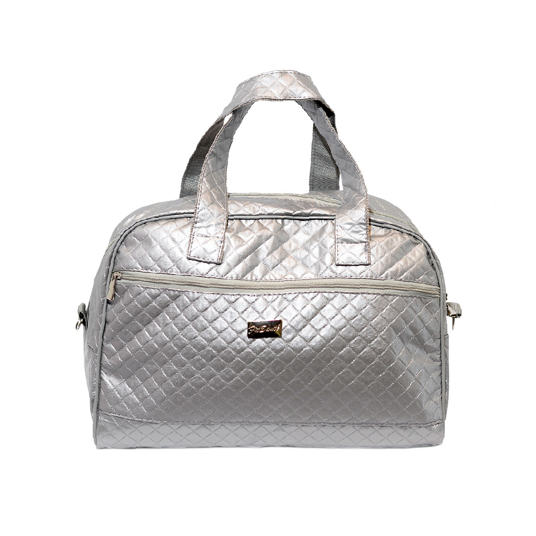 Bolsa Viagem FitSanté Karbo Classic Silver