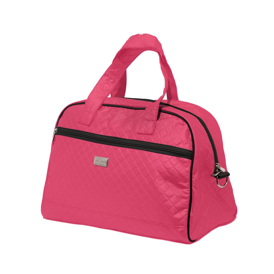 Bolsa Viagem Karbo FitSanté Classic Pink