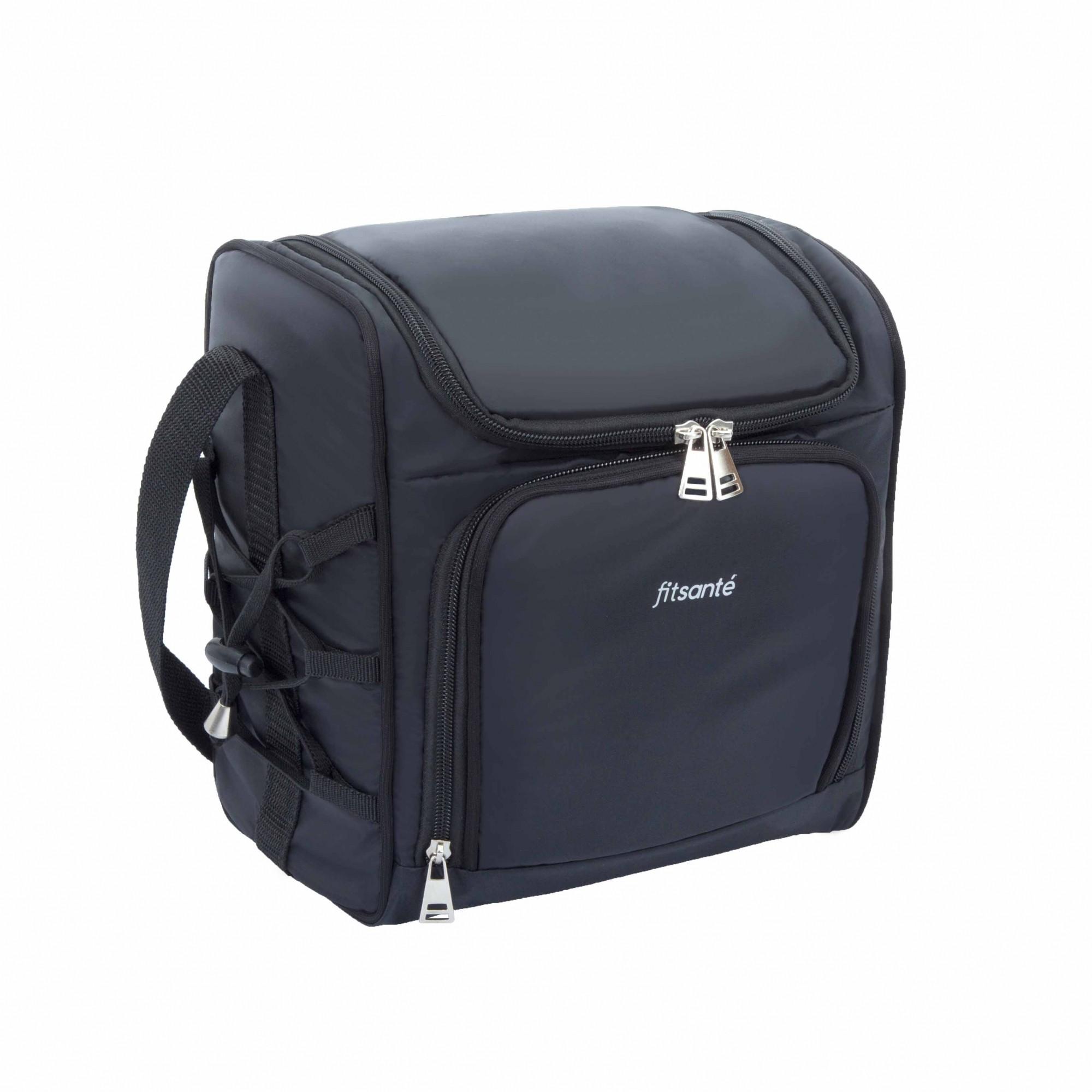Bolsa Térmica FitSanté Food Bag Essencial Dark