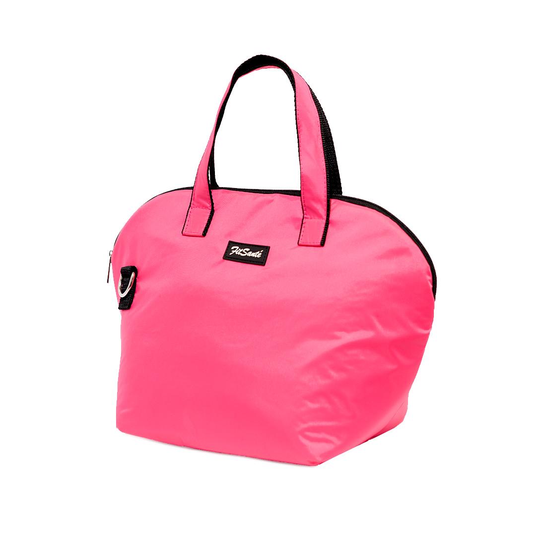 Bolsa Térmica FitSanté Lunch Bag Essencial Pink