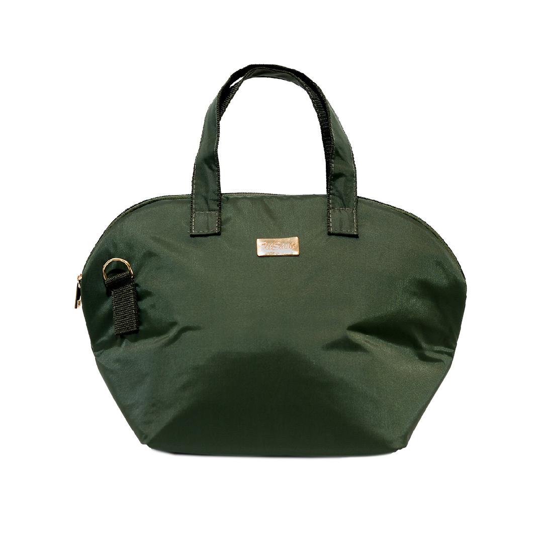 Bolsa Térmica FitSanté Lunch Bag Essencial Green