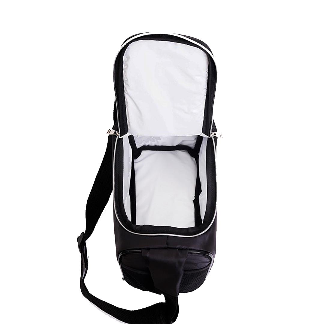 Bolsa Térmica FitSanté Lunch Vest Essencial Dark