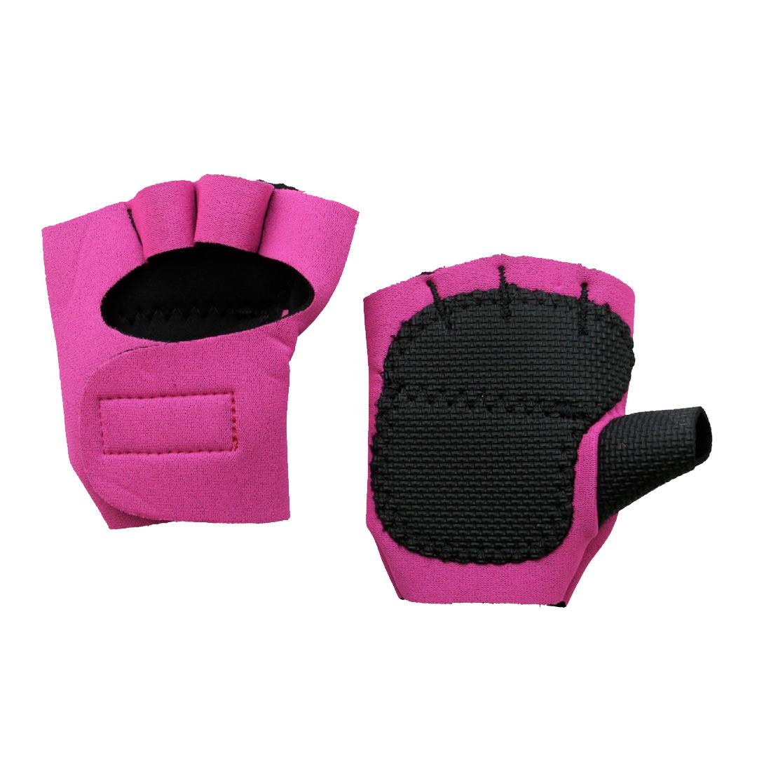 Luva Fitness FitSanté Neo Pink
