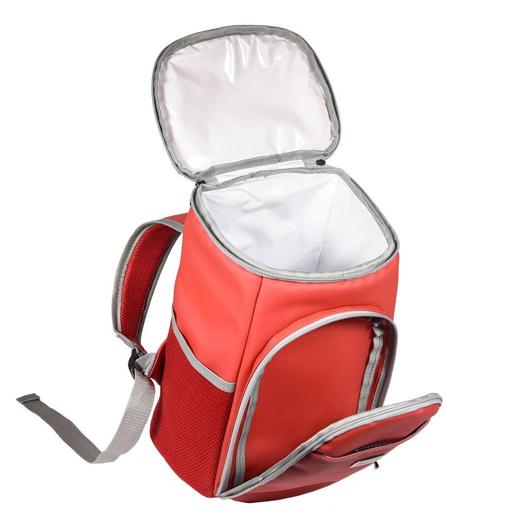 Mochila Térmica FitSanté Cooler Bag Colors Orange Dark