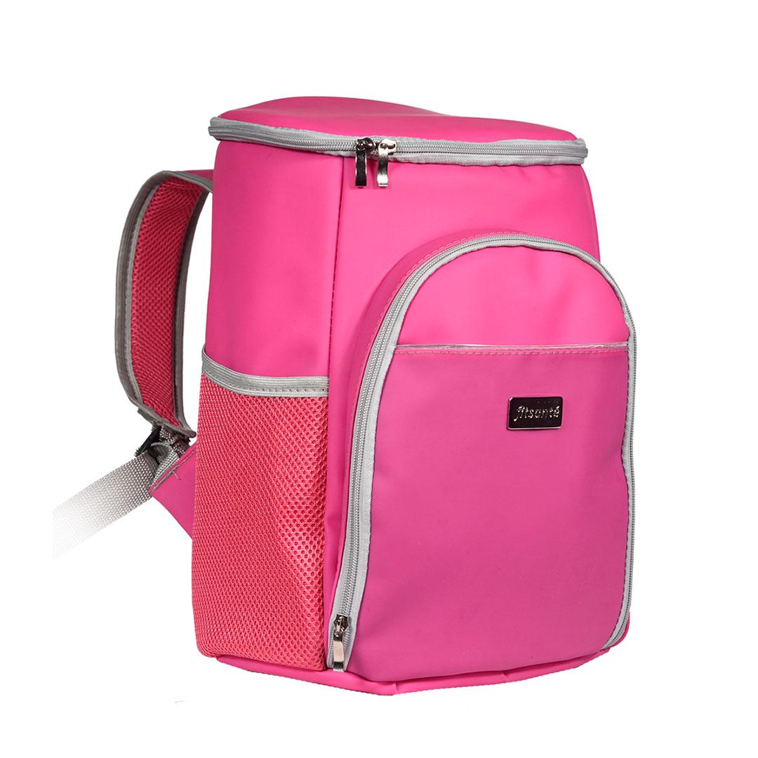 Mochila Térmica FitSanté Cooler Bag Colors Pink