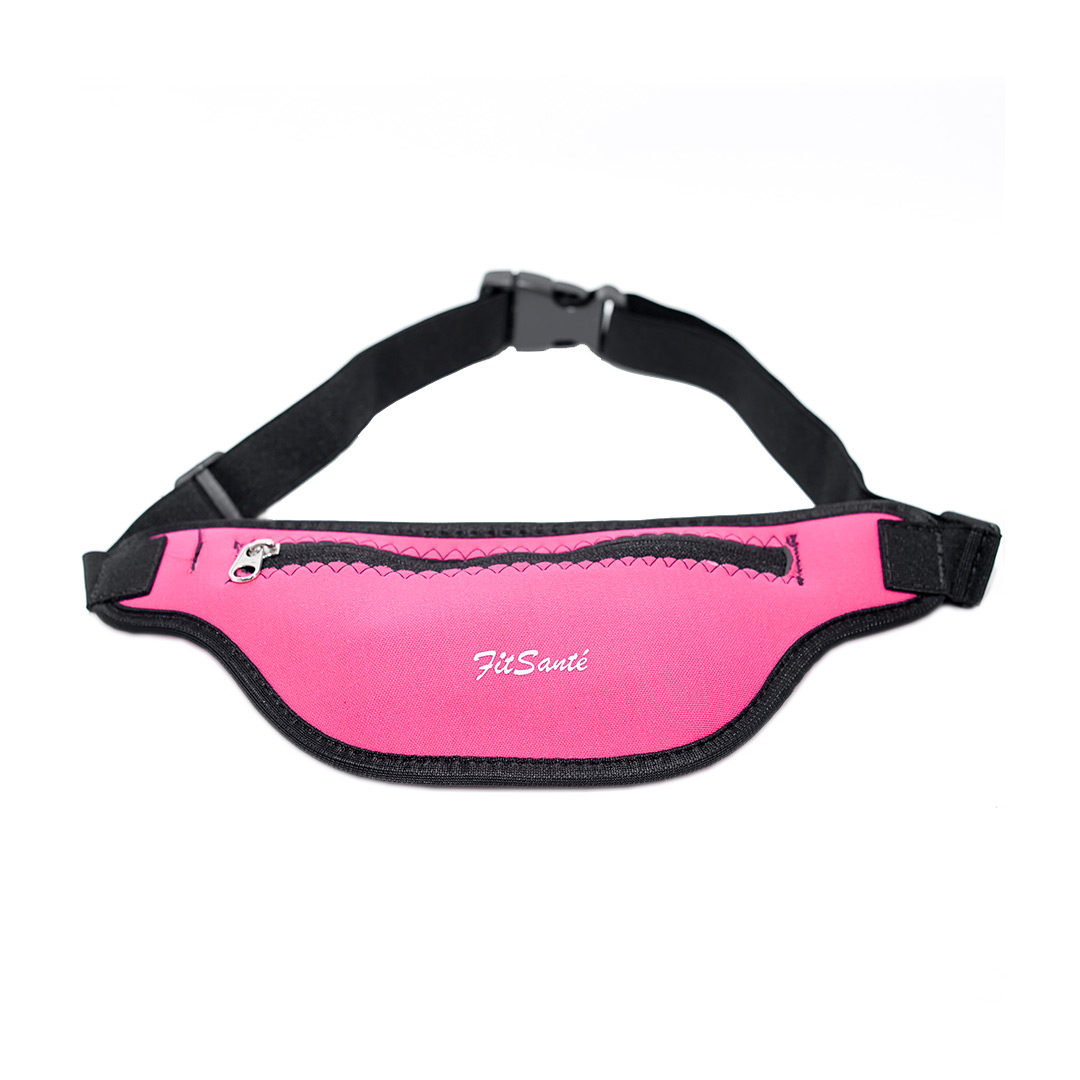 Pochete FitSanté Mini Poch Essencial Pink