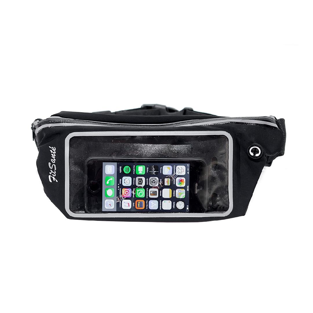 Porta Celular FitSanté Wast Bag Essencial de cintura