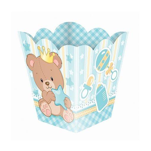 Sacolinha Surpresa Ursinho Príncipe Baby