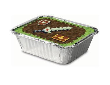 Tampinha para Marmita Minecraft Junco 08 unidades