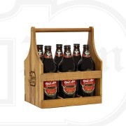 KIT 6- CERVEJA RED ALE 600ml - ZEHN BIER