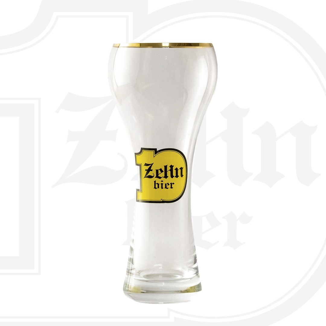 TULIPA CRISTAL WEIZEN 675ml - ZEHN BIER