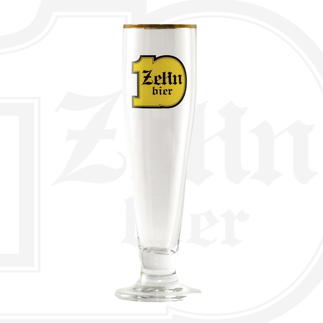 TULIPA  CRISTAL  360ml- ZEHN BIER