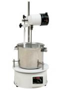 Agitador Mecânico Planetário COM Aquecimento para Creme Fisatom 450-4PA + 713