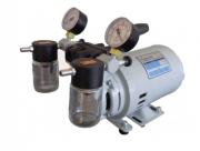 Bomba de Vácuo com compressor Prismatec 121 - 2VC - Isenta de óleo - 37 l/min - 620 mmHg