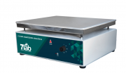 Chapa aquecedora Analógica 7Lab 25 x 30 cm - Alumínio - 300ºC