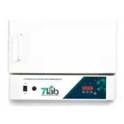 Estufa Incubadora Bacteriológica 7Lab Digital com timer  11 Litros - INOX (Bivolt)