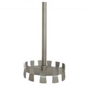Hélice centrifuga dissolutora tipo Cowles Fisatom 200.360 - 5 cm