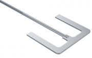 Hélice para agitador IKA R 1333 âncora