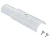 Proteção para eixo de agitação de agitador mecânico de hélice IKA R 301