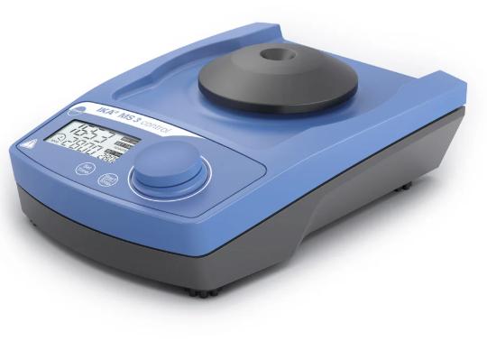 Agitador de tubos e microplacas IKA MS3 Control