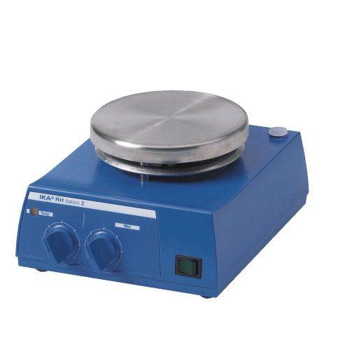 Agitador magnético com aquecimento IKA RH Basic 2 - 10 L - 320ºC
