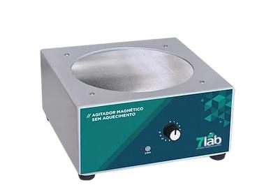 Agitador Magnético SEM Aquecimento 7Lab Bivolt - 10 L