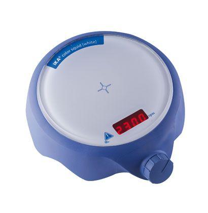 Agitador magnético sem aquecimento IKA Color Squid White - 1 L
