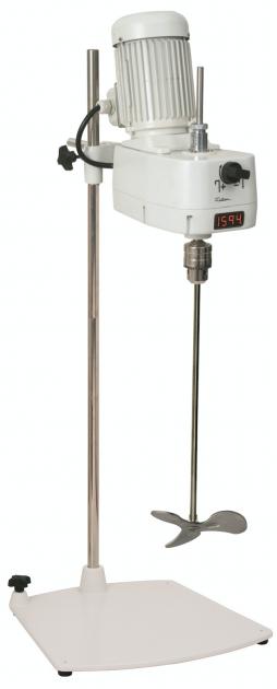 Agitador Mecânico De Hélice Fisatom 723S (com Suporte) - 150 L
