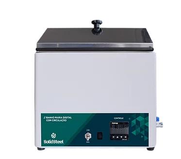 Banho Maria Digital com Circulação Interna 7Lab Microprocessado até 100°C - 10L