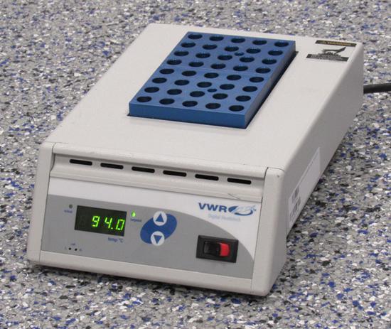 Bloco seco dry block VWR modelo 949036