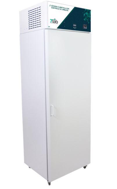 Câmara Climática (Controle de Temperatura e Umidade) 7Lab - 40 Litros  220v