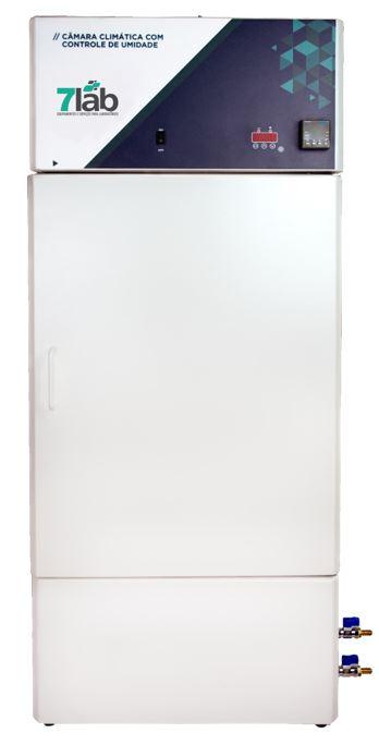 Câmara Climática (Controle de Temperatura e Umidade) 7Lab - 85 Litros  220v